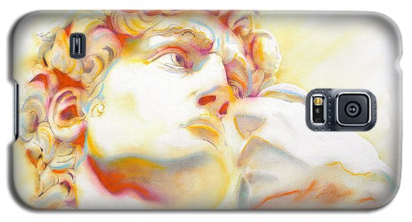 The David By Michelangelo. Tribute Galaxy S5 Case