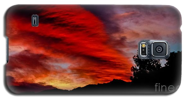 The Day Is Done Galaxy S5 Case by Angela J Wright