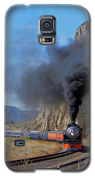 The Daylight 4449 Montana Driveby Galaxy S5 Case
