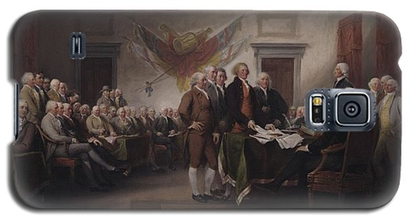 The Declaration Of Independence, July 4, 1776 Galaxy S5 Case