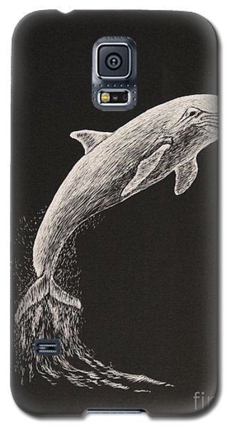 The Deep Ocean's Performer Galaxy S5 Case