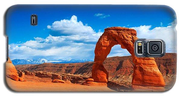 The Delicate Arch Galaxy S5 Case