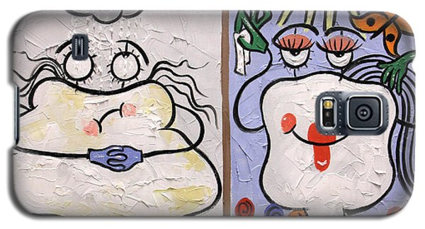 The Dentist Appointment Dental Art By Anthony Falbo Galaxy S5 Case