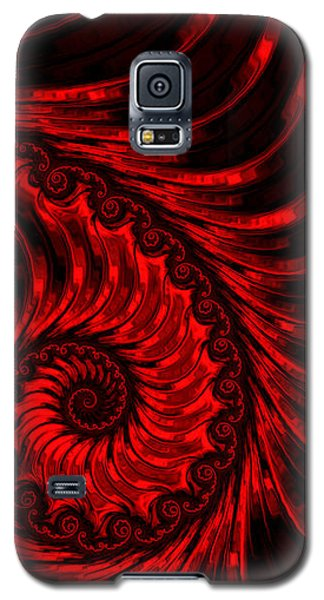 The Descent Galaxy S5 Case by Susan Maxwell Schmidt