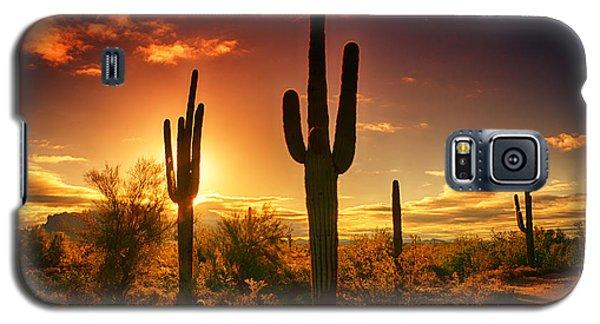 The Desert Awakens  Galaxy S5 Case