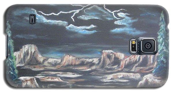 The Desert Long Forgotten Galaxy S5 Case by Cheryl Pettigrew