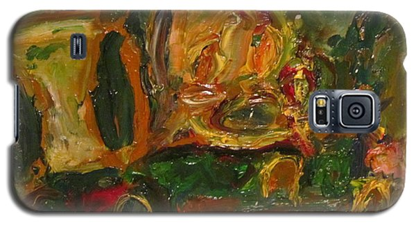 The Dining Room Galaxy S5 Case by Shea Holliman