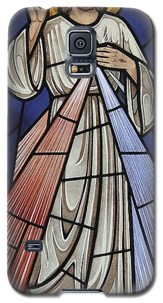 The Divine Mercy Galaxy S5 Case