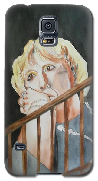 The Divorcee Galaxy S5 Case by Esther Newman-Cohen
