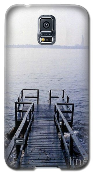 The Dock In The Bay Galaxy S5 Case