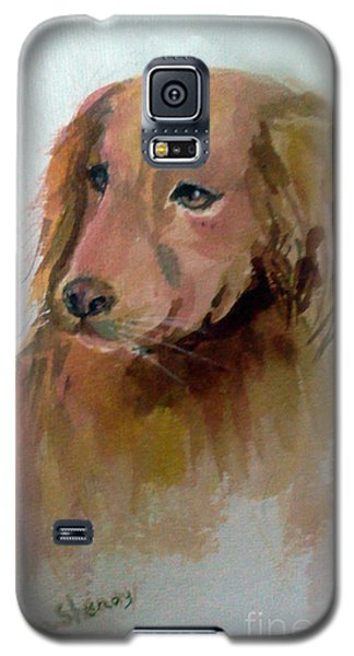 The Doggie Galaxy S5 Case