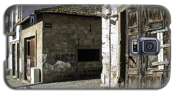 Galaxy S5 Case featuring the photograph The Door by Arlene Carmel