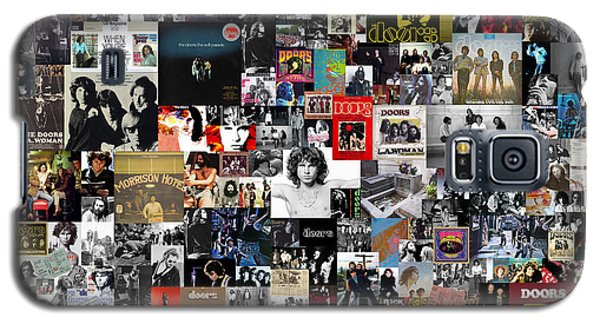 The Doors Collage Galaxy S5 Case