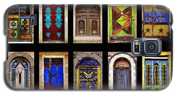 The Doors Of Yemen Galaxy S5 Case