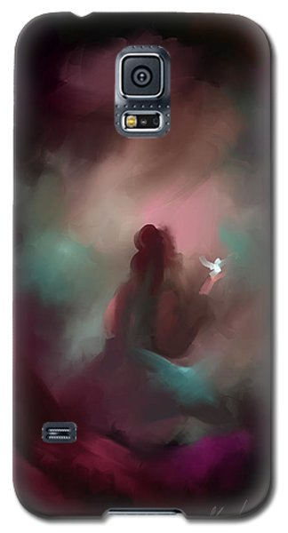I Have Lost Her-  I Miss You Galaxy S5 Case by Steven Lebron Langston