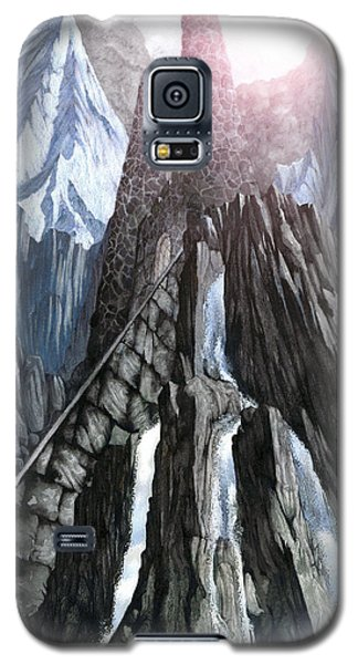 The Dragon Gate Galaxy S5 Case by Curtiss Shaffer