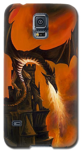 The Dragon's Tower Galaxy S5 Case