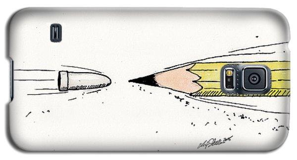 The Draw Galaxy S5 Case