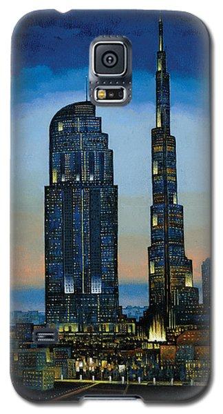 The Dream City Galaxy S5 Case