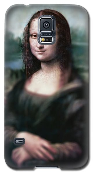 The Dream Of The Mona Lisa Galaxy S5 Case