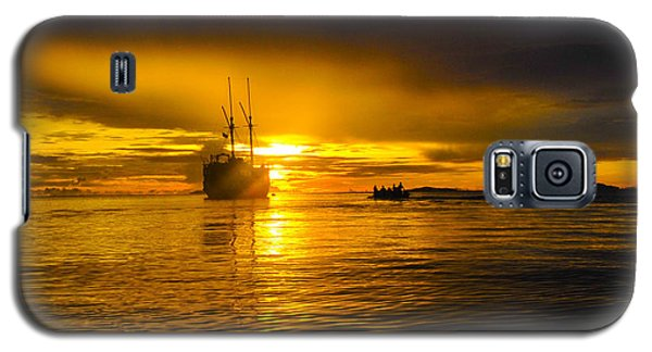 Galaxy S5 Case featuring the photograph The Dream by Terry Cosgrave