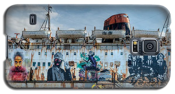 The Duke Of Graffiti Galaxy S5 Case