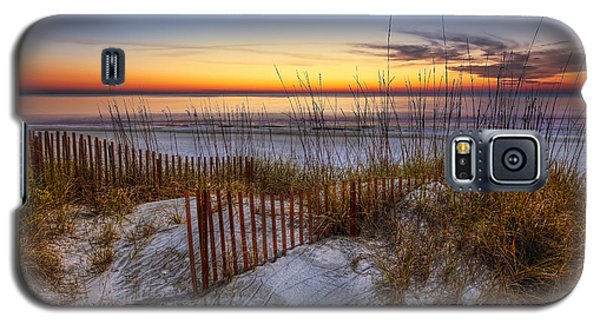 The Dunes At Sunset Galaxy S5 Case