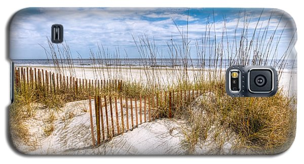 The Dunes Galaxy S5 Case by Debra and Dave Vanderlaan