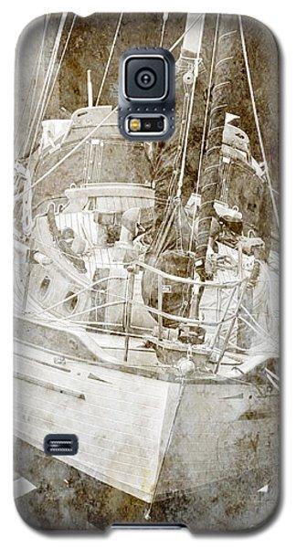 Galaxy S5 Case featuring the digital art The Dutchman by Davina Washington