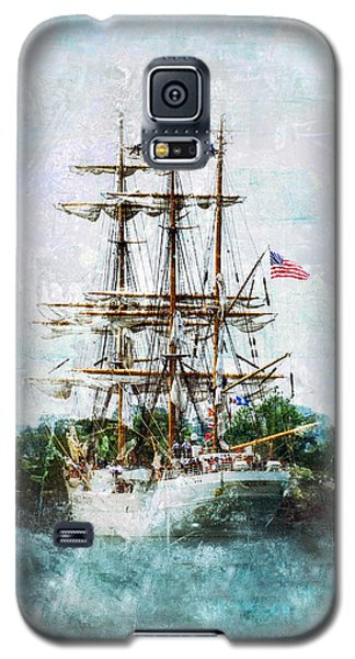 The Eagle Has Landed I Galaxy S5 Case