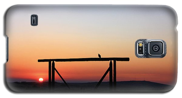 The Early Bird At Sunrise Galaxy S5 Case