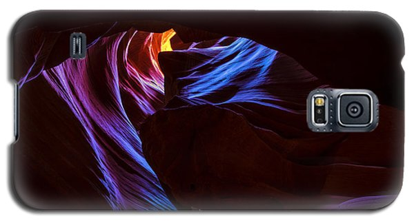 The Edge Of Darkness Galaxy S5 Case