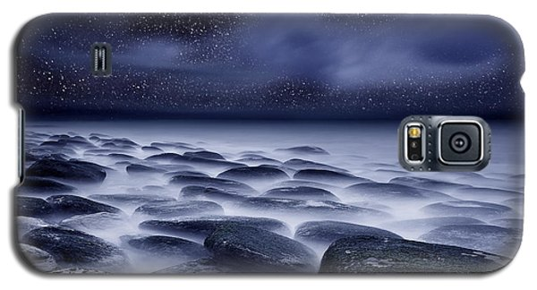 The Edge Of Forever Galaxy S5 Case by Jorge Maia