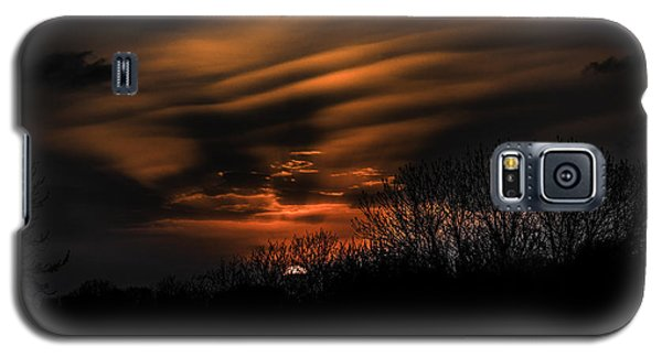 The Edge Of Night Galaxy S5 Case