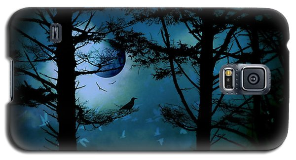 Galaxy S5 Case featuring the photograph The Edge Of Twilight  by Micki Findlay