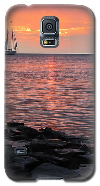 The Edith Becker Sunset Cruise Galaxy S5 Case
