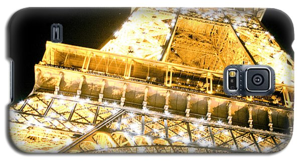 The Eiffel Tower At Night Galaxy S5 Case