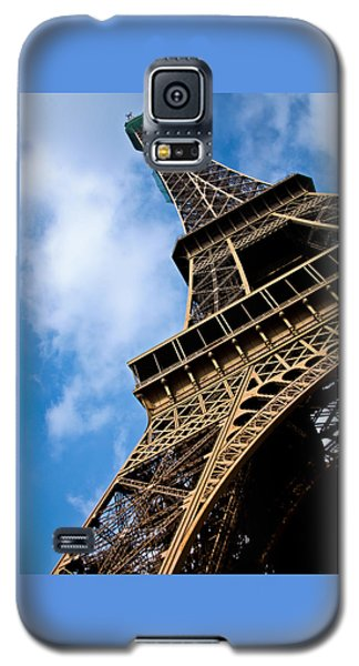 The Eiffel Tower From Below Galaxy S5 Case