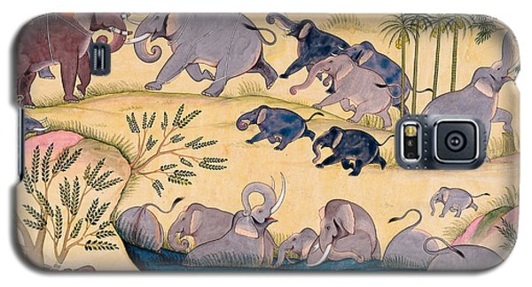 The Elephant Hunt Galaxy S5 Case