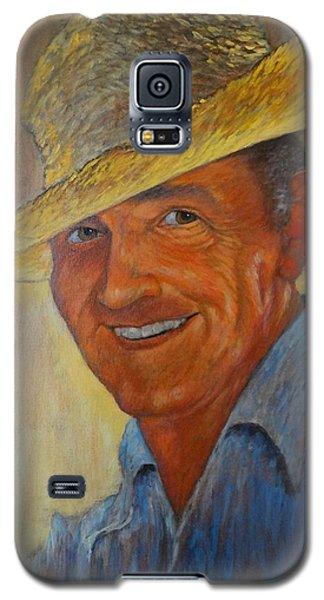 The Beachcomber Galaxy S5 Case by Charles Munn