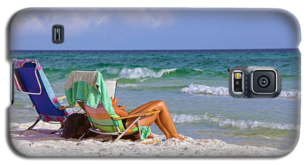 The Emerald Coast Galaxy S5 Case by Charles Beeler