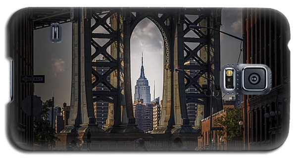 The Empire State  Galaxy S5 Case by Anthony Fields