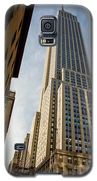 The Empire State Building Galaxy S5 Case