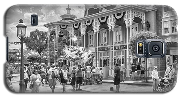 Galaxy S5 Case featuring the photograph The Emporium by Howard Salmon