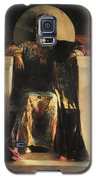 The Empress Theodora Galaxy S5 Case
