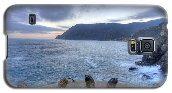 The End Of The Day In Monterosso Galaxy S5 Case