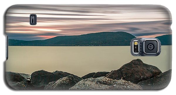 Galaxy S5 Case featuring the photograph The End Of Time  by Anthony Fields