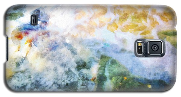 Galaxy S5 Case featuring the photograph The Entanglement 3 by The Art of Marsha Charlebois