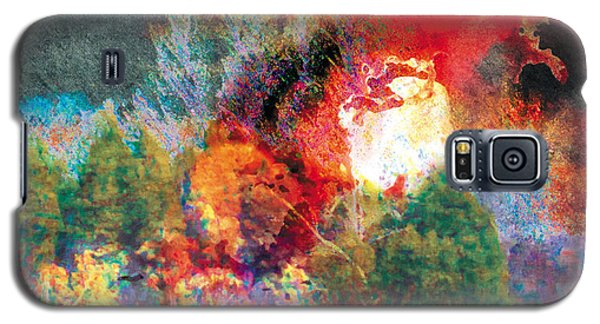 Galaxy S5 Case featuring the photograph The Entanglement 7 by The Art of Marsha Charlebois