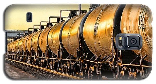 The Ethanol Train Galaxy S5 Case